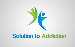 Solution to addiction green and blue image drug rehab case study.