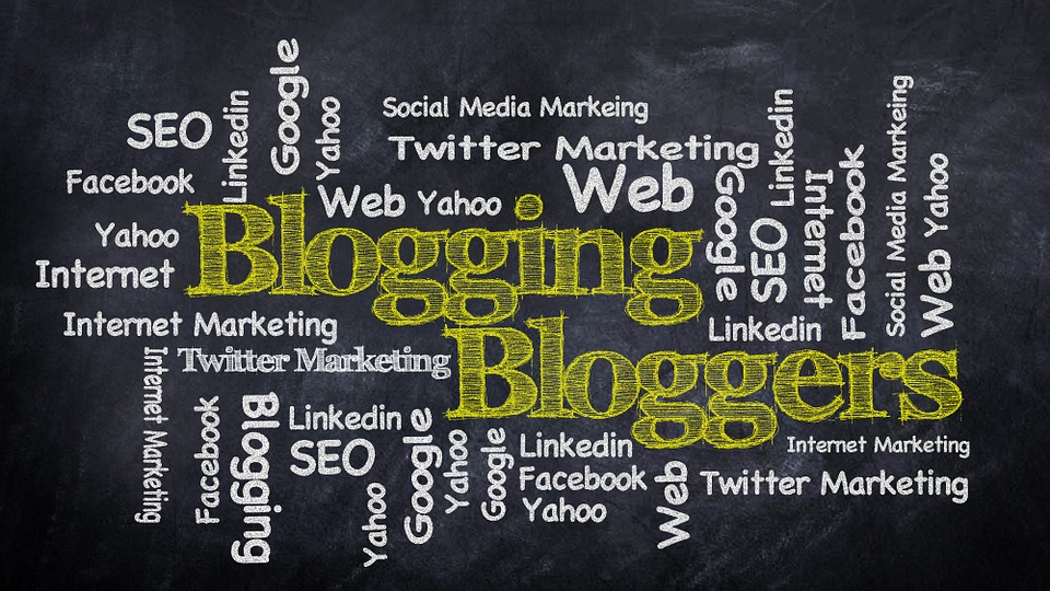 Outreach for blogging and guest posting.